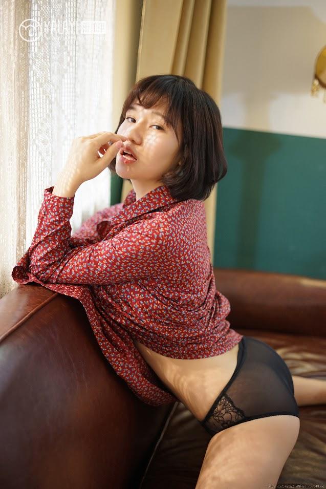 YALAYI雅拉伊  2018.12.26 NO.033 堕落天使 多香子