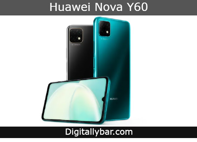 Huawei Nova Y60 Launched In South Africa | Know The Price And Full Specification