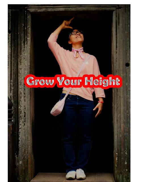 Height Growing Tips