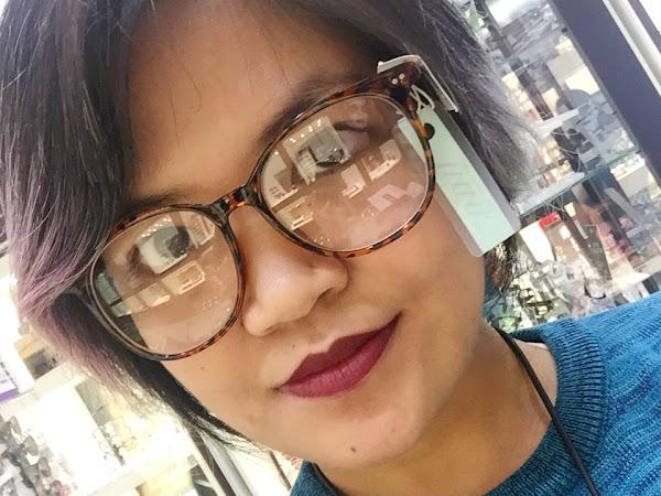 Hello, new glasses!