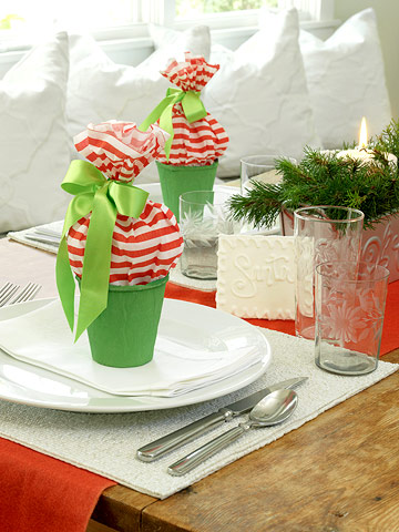 idéias de decoração de natal para crianças