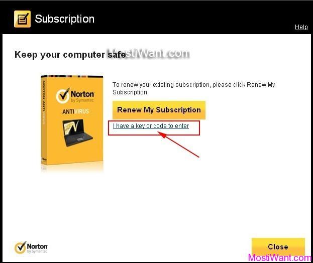 norton antivirus with key and crack