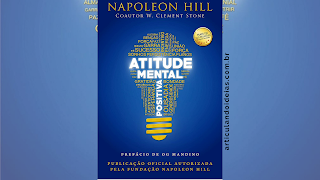 Capa do livro Atitude Mental Positiva