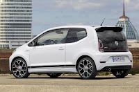 Volkswagen Up! GTI Concept (2017) Rear Side