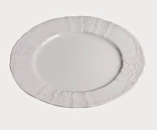 Plato porcelana de Westwing