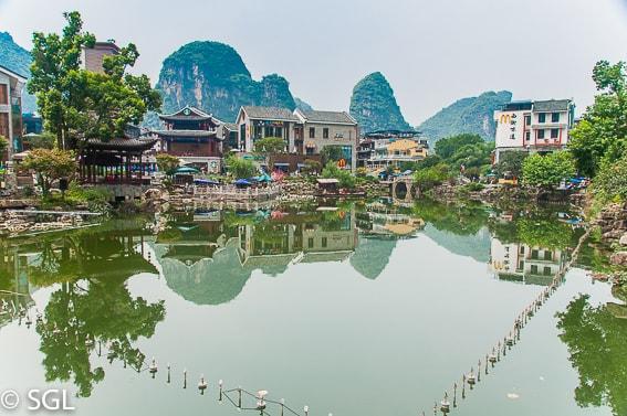 Yangshou y los arrozales. Crucero por el rio Li