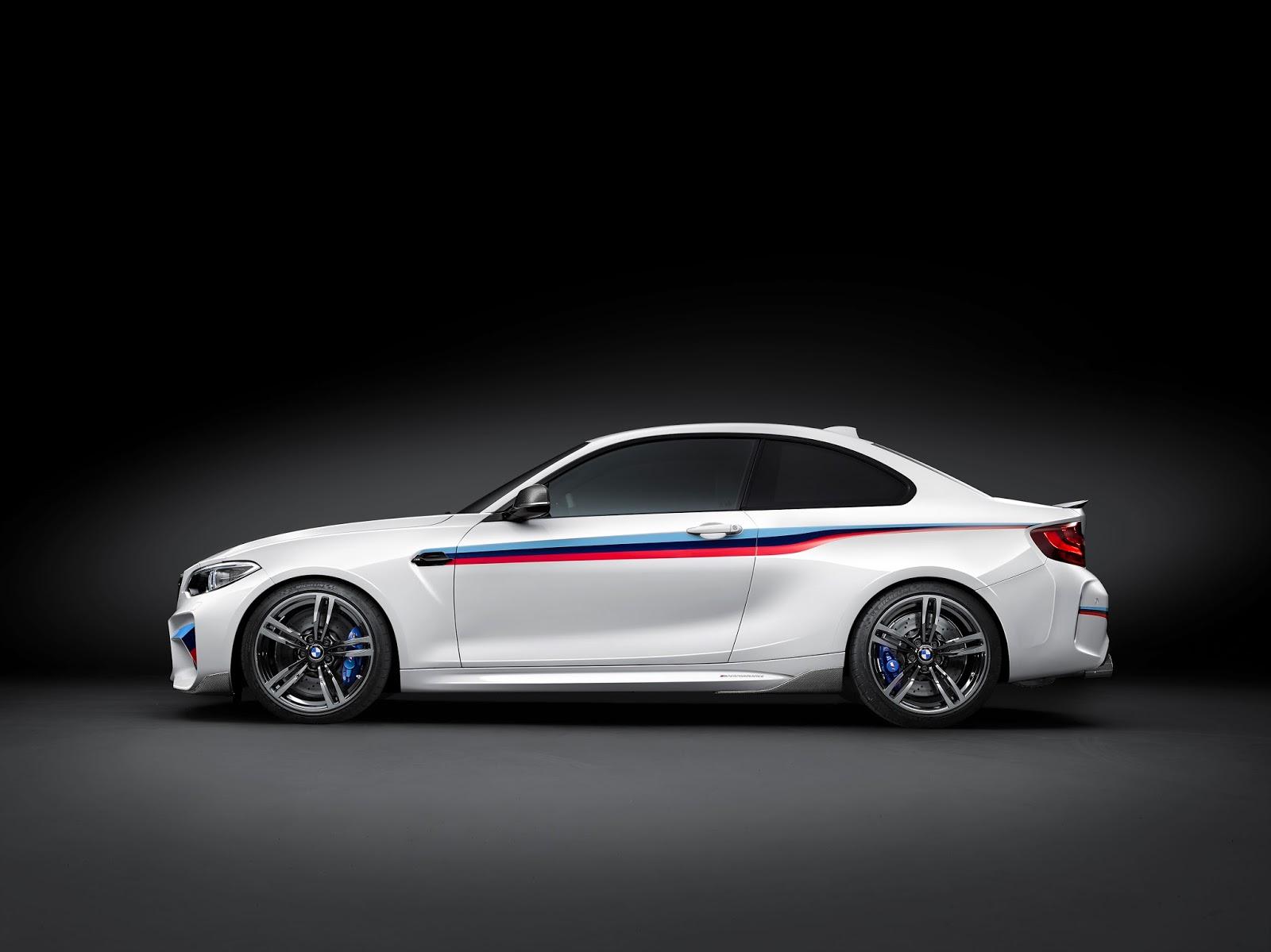 P90207897 highRes the new bmw m2 coupe Νέα Αξεσουάρ M Performance για τη νέα BMW M2 Coupé. BMW, BMW M2, BMW M2 Coupé, Αξεσουάρ