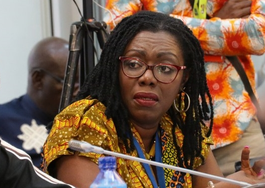 I Never Said Only Witches Are Complaining Under The Current Government  - Ursula Owusu