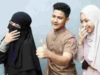 Syakir Daulay dan Adiba Menanggapi Biasa Saja Perihal Dijodohkan Warga Net
