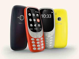 Spesifikasi dan Harga Seri Nokia Terbaru 2017