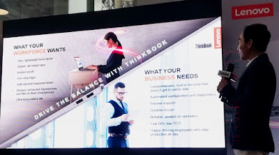 Inti Harsono, Lenovo Indonesia