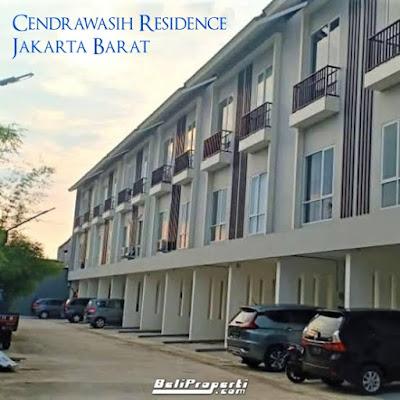 cendrawasih residence jakarta barat