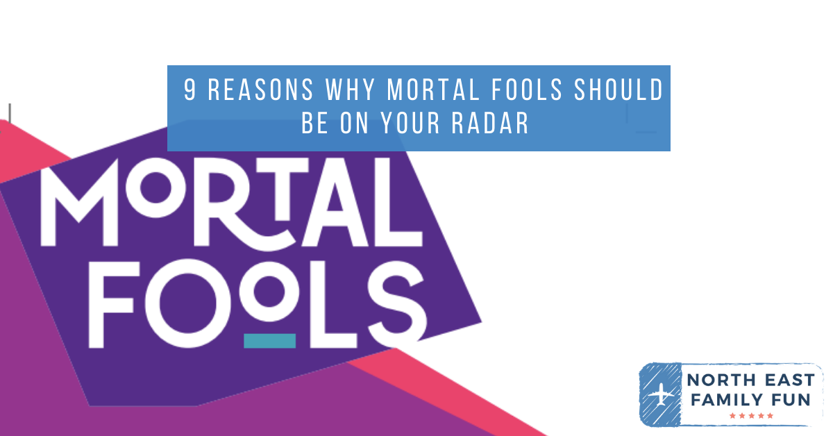 9 Reasons Why Mortal Fools Should Be On Your Radar