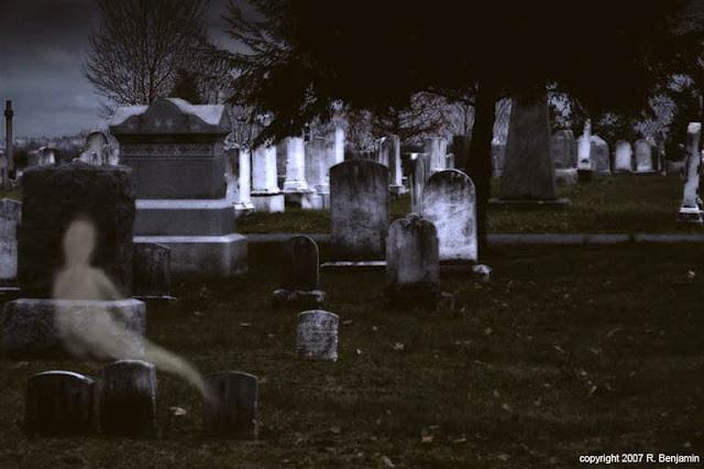 Check out the ghost sighting at haunted Cherokee cemetery, reported one of the most haunted places in California.