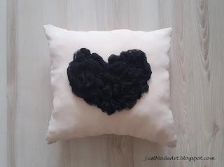 poduszka DIY
