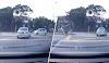 (Video) 'Mujur takde orang nampak' - Pemandu Saga langgar Viva sampai terbalik, lari dari tempat kejadian