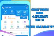 Empat Aplikasi Yang Menjadi Andalan Untuk Mendapatkan Uang Juli2021