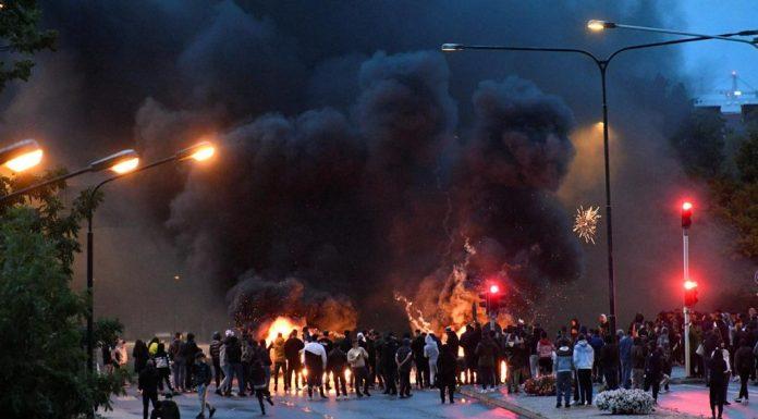 Aksi Protes Pembakaran Al-Qur'an Picu Kerusuhan Hebat di Swedia