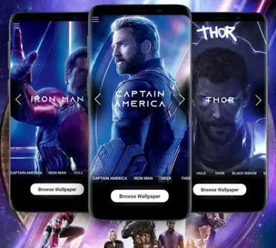 Super Heroes Wallpaper HD 2K 4K 2019 Full Screen