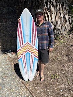 San Clemente surfboards custom made