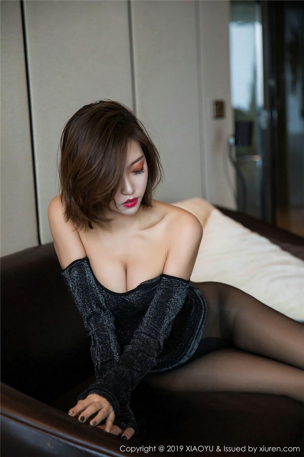 [语画界XiaoYu] Vol.006 Feng Mu Mu - Page 5 - CHINA MODEL GIRL