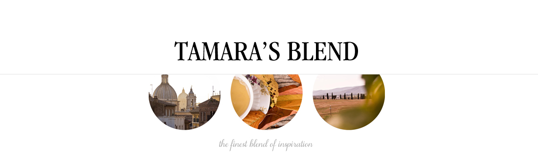 Tamara's Blend | European travel and lifestyle blog