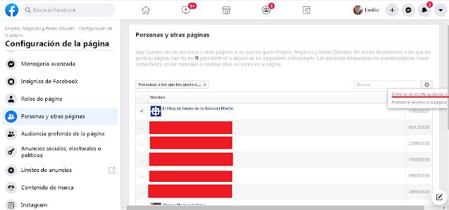 como limpiar tu página de facebook de fans inactivos en 4 sencillos pasos