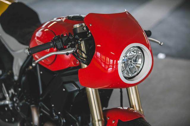 Ducati Scrambler 1100 By DeBolex Engineering Hell Kustom