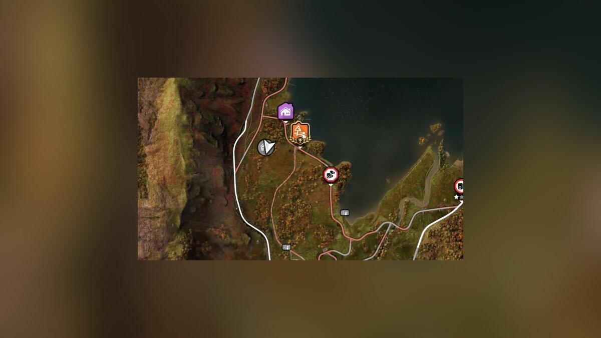 Mini Cooper S  Map