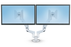 Adjustable Dual Screen Monitor Mount