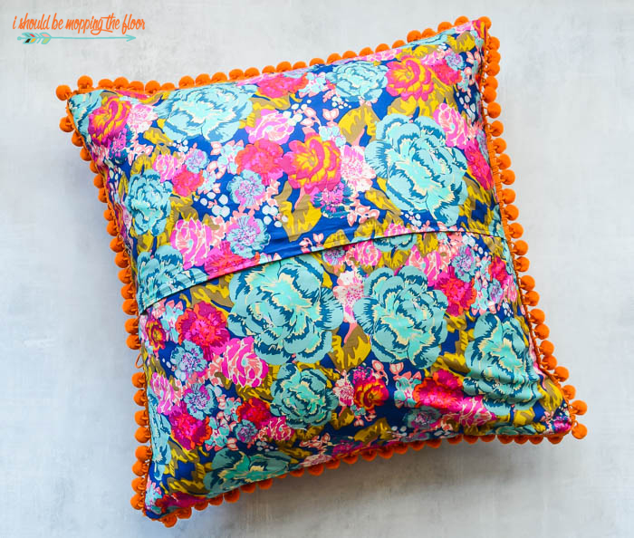 Easy Envelope Pillow