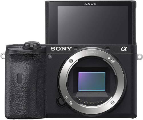 Cámara Sony Alpha 6600