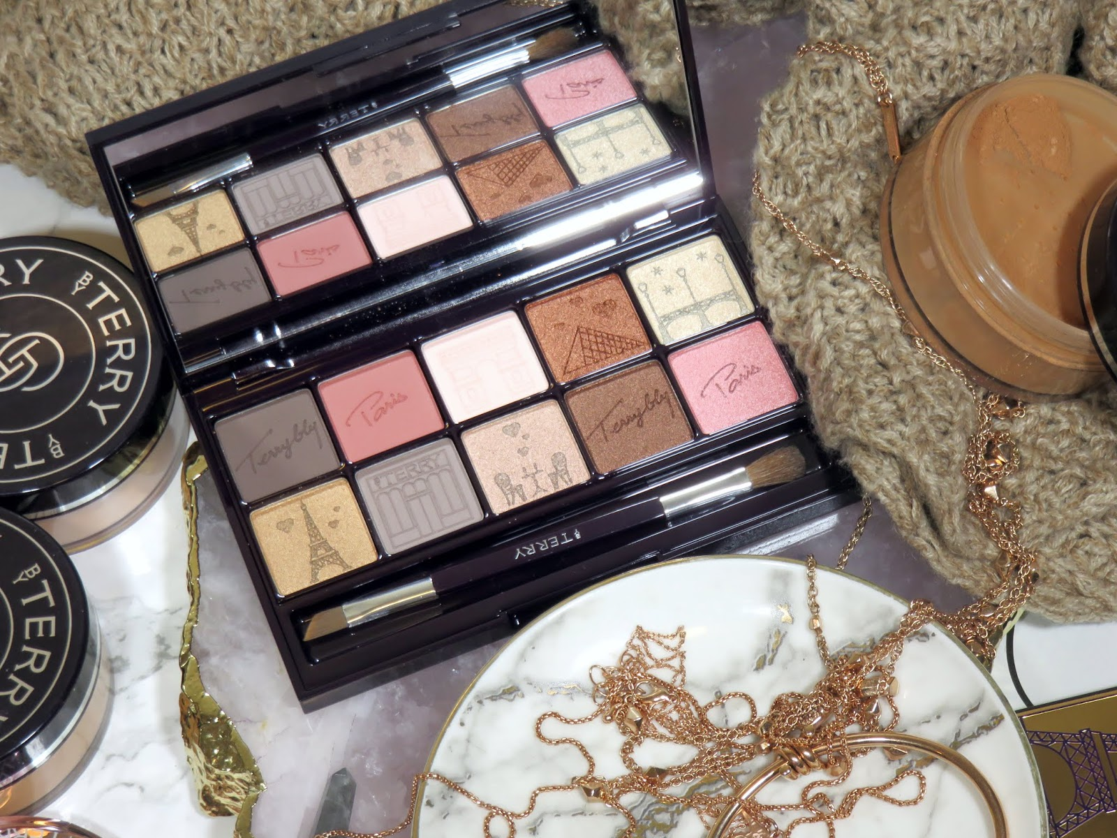 By Terry V.I.P Expert Paris By Light Eyeshadow Palette