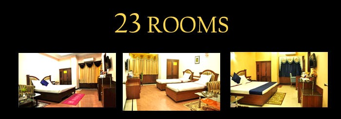 Rooms in Cuttack Hotel Grand Residency
