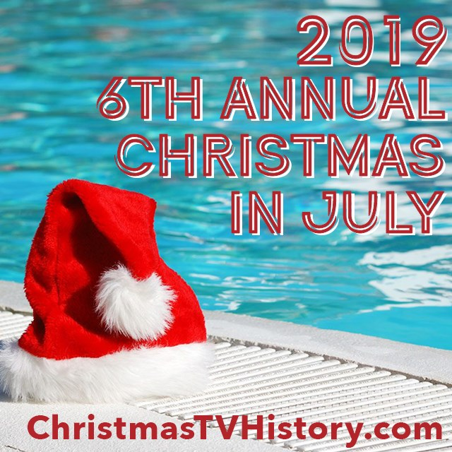 Hallmark Christmas In July Meme.Christmas Tv History Christmas In July 2019 Announcement