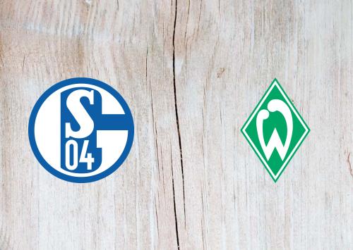 Schalke 04 vs Werder Bremen -Highlights 26 September 2020
