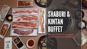Shaburi & Kintan Buffet: My All-You-Can Eat Yakiniku Dining Experience