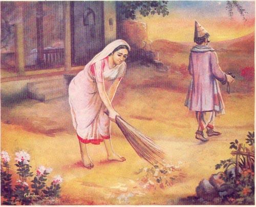 The Early Life Of RadhaKrishna Maai