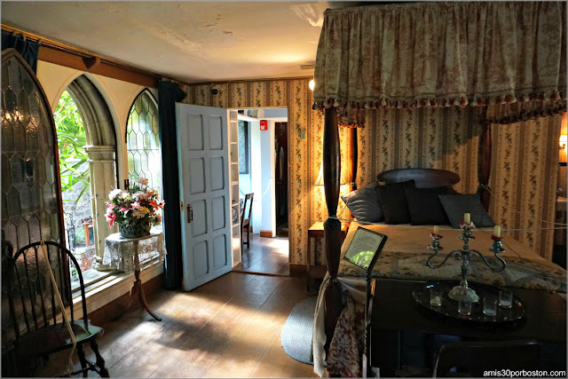 Habitación Invitados del Castillo Hammond, Gloucester