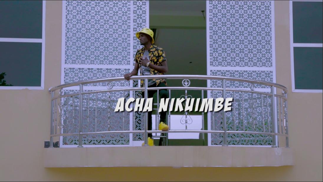 Kan Eddy - Acha Nikuimbe