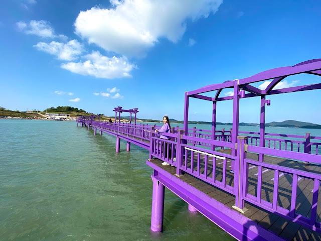 퍼플교 주소 2021 - Purple Island Address Purple   반월도 주소