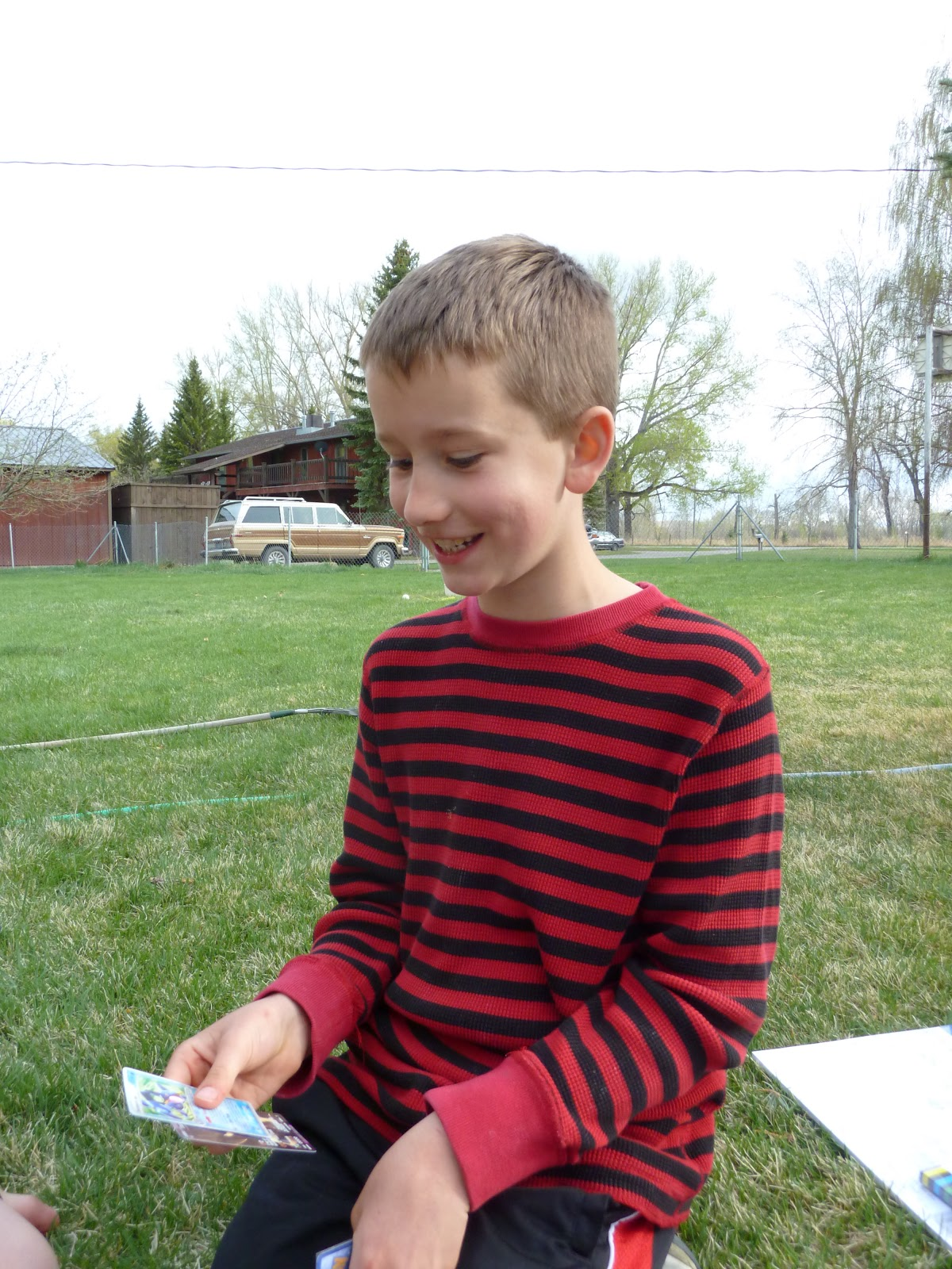 Life On The Front Prayer Of An 11 Year Old Boy
