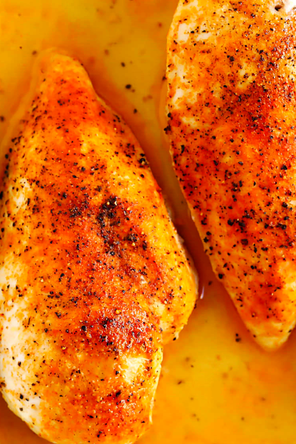 Baked Chicken Breasts Recipe