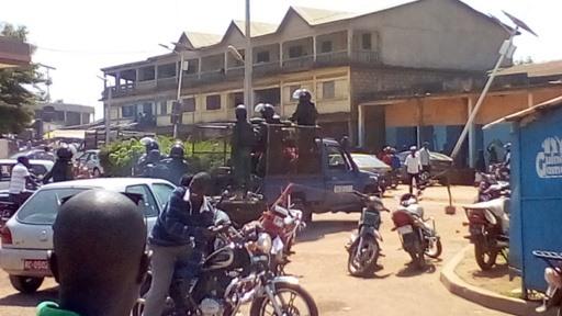 Guinée, Kindia : le coordinateur du FNDC et trois de ses membres arrêtés