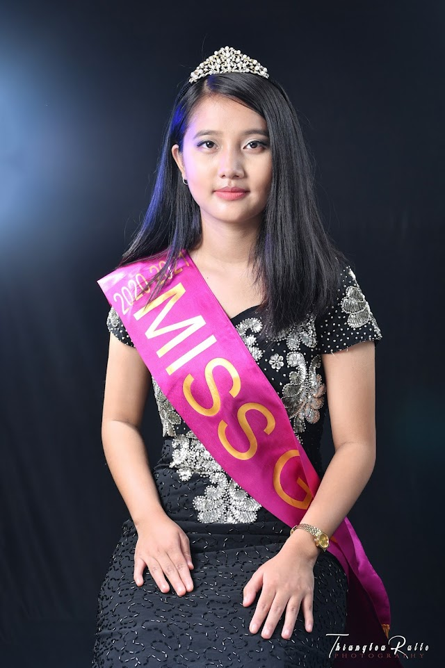 FEATURE   Govt Serchhip College Miss 2021 Dawngdawngi