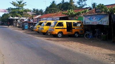 Meredupnya Eksistensi Moda Transportasi Angkot di Pituruh