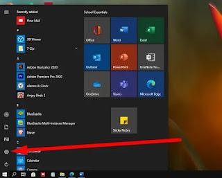 Cara Mengatur Kecerahan Laptop Di Windows 10