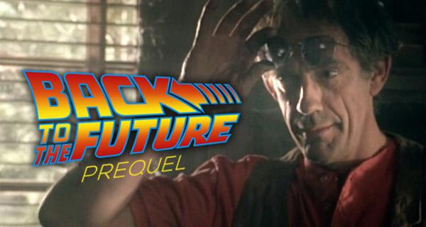 Precuela Regreso al Futuro