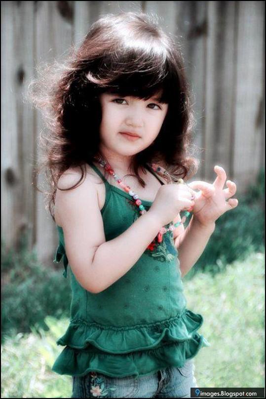 Young Girl Models Nn: Little, Girl, Cute, Kid, Smart