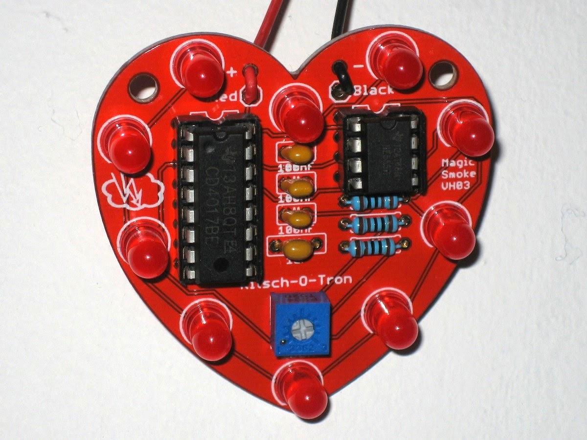 Valentine Led Chaser